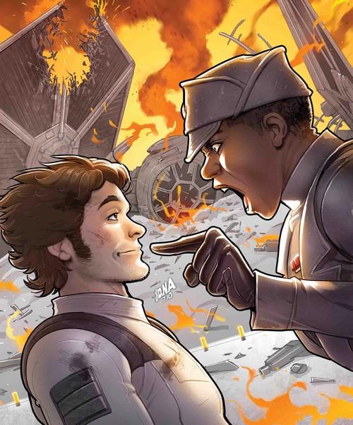 Han Solo - Cadet Impérial