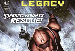 Legacy Volume II #10 - Outcasts of the Broken Ring, Part 5