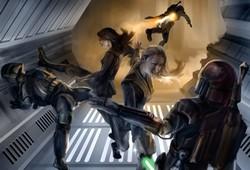 Raid des Mandaloriens sur le Temple Jedi [+43]