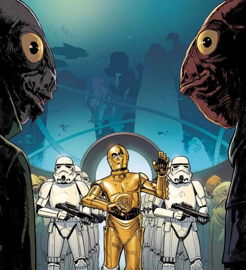 Star Wars - 8. Mutinerie sur Mon Cala