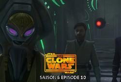The Clone Wars S06E10 - Le Jedi oublié
