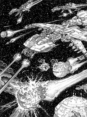 La Crise de la Flotte Noire Vol.2 : Le Bouclier Furtif