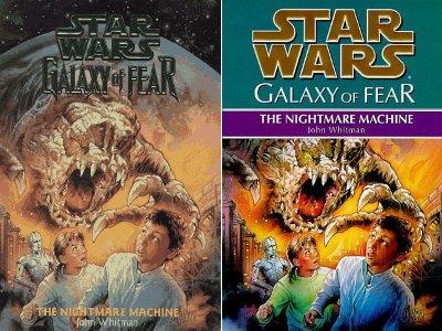 Galaxie de la peur Vol.04 - La machine à cauchemars