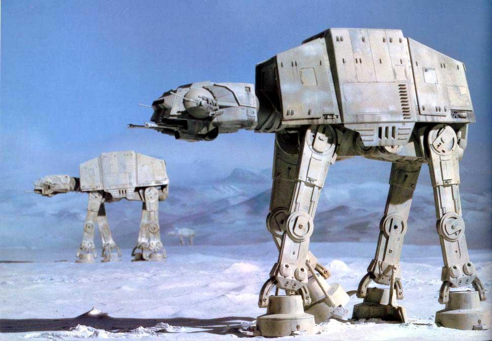 Star wars 7 deux nouveaux concept arts sur des engins de - Lego star wars tb tt ...