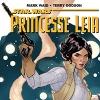 Panini Comics : Couverture du premier tome de Leia