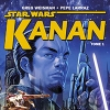 Panini Comics : Couverture de Kanan Tome 1 : Le dernier padawan