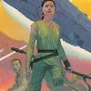 Star Wars Episode VII : Couverture du comics Marvel