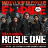 Star Wars Rogue One : Couvertures et visuel du magazine Empire