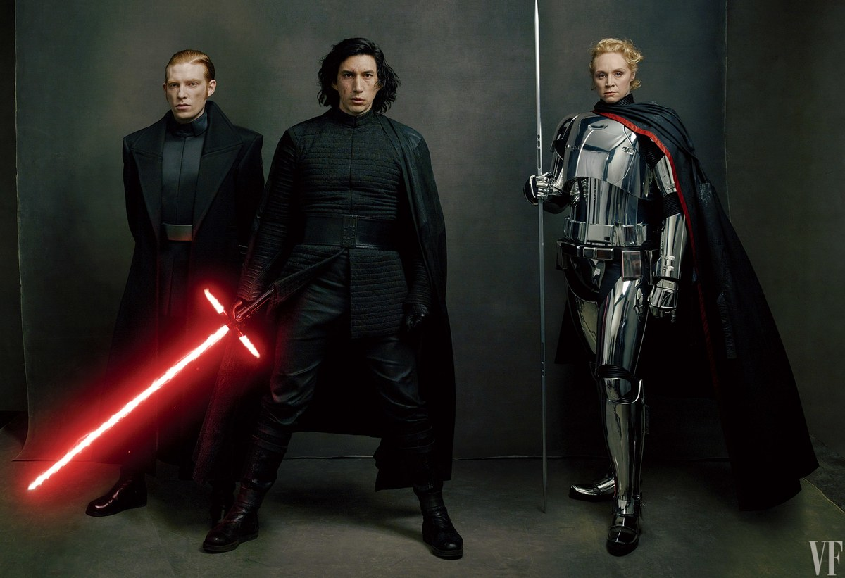 Star Wars 8 : Vanity Fair dévoile des dizaines de photos ...