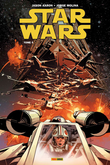 panini comics sortie de star wars tome 4 le dernier vol du harbinger star wars holonet. Black Bedroom Furniture Sets. Home Design Ideas