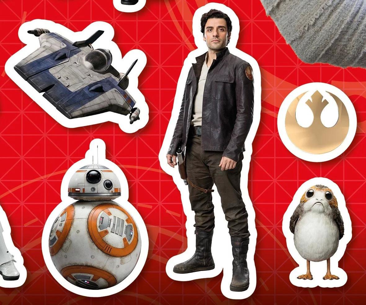 star wars 8 fuite de nouveaux visuels et d 39 une figurine star wars holonet. Black Bedroom Furniture Sets. Home Design Ideas
