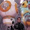 Panini Comics : Couverture de Poe Dameron Tome 2