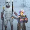 Star Wars Rebels: Un extrait avec Sabine et les Mandaloriens dévoilé