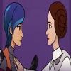 Star Wars Forces of Destiny : Sortie de l'épisode 8, avec Leia et Sabine Wren!