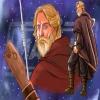 Star Wars VIII : Un croquis montrant les armes de Luke