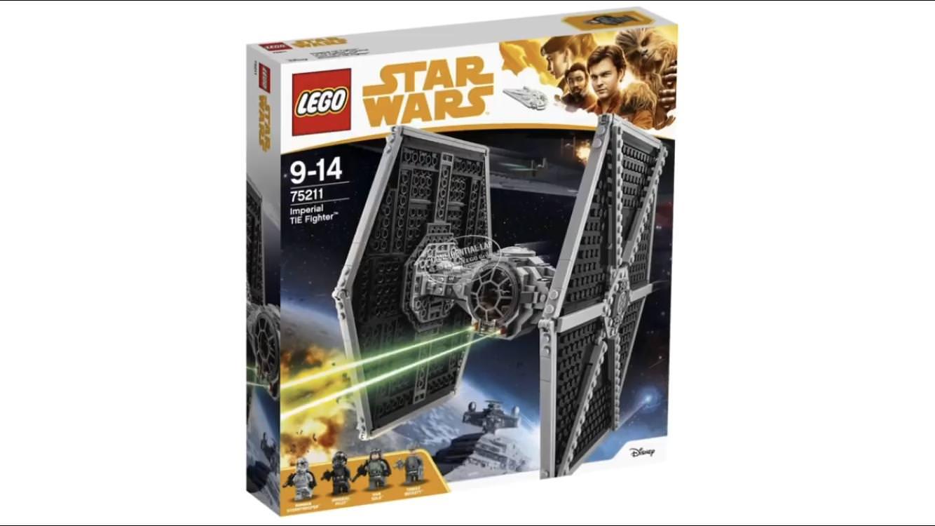 Lego star wars fuite de l 39 int gralit des visuels hd des for A l interieur movie