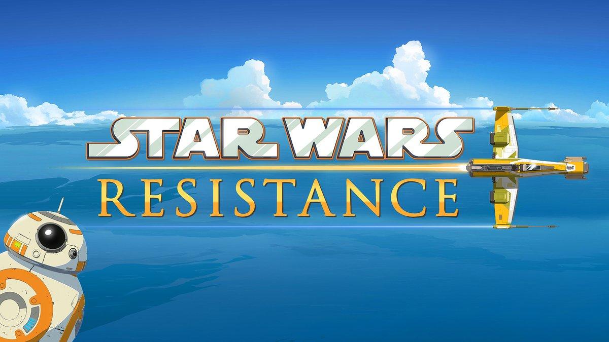 Les premières informations sur la nouvelle série d'animation — Star Wars Resistance