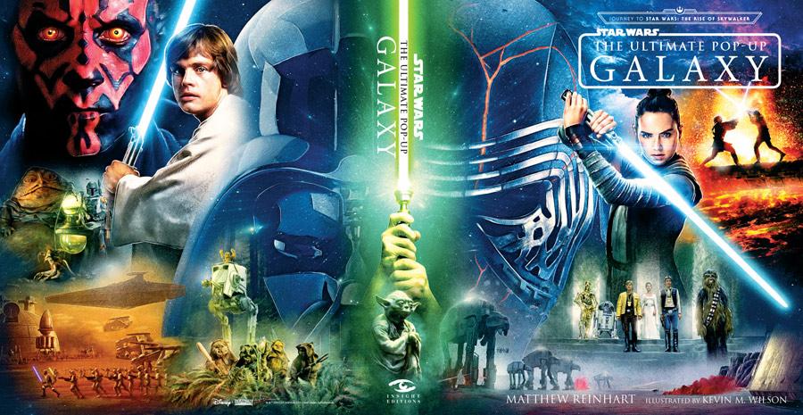 Journey To The Rise Of Skywalker : Les Livres De