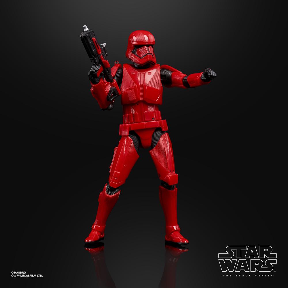 L'Ascension de Skywalker révèle de nouveaux Sith Troopers — Star Wars