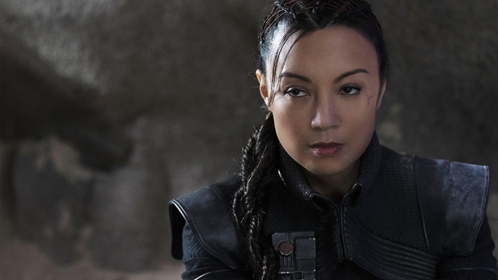 Ming-Na Wen est Fennec Shand — The Mandalorian