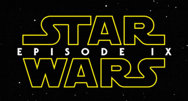 3baa6687ffd 27 03 2019 - Star Wars 9   Fuite d un potentiel poster promotionnel !