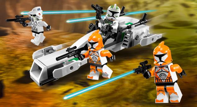 Lego star wars c 39 est reparti pour 10 ans star wars - Star wars personnages lego ...